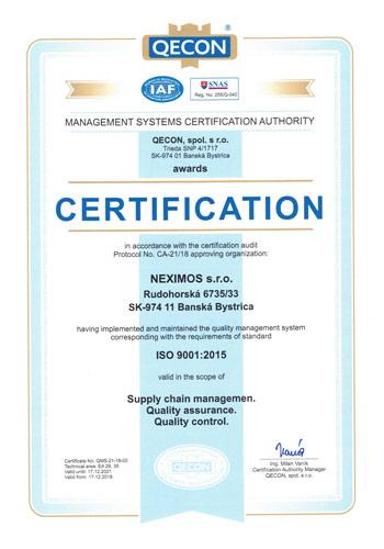 ISO 9001 2015 EN